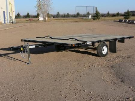 SM2T - 12' New Tilt Snowmobile Trailer at your local dealer!